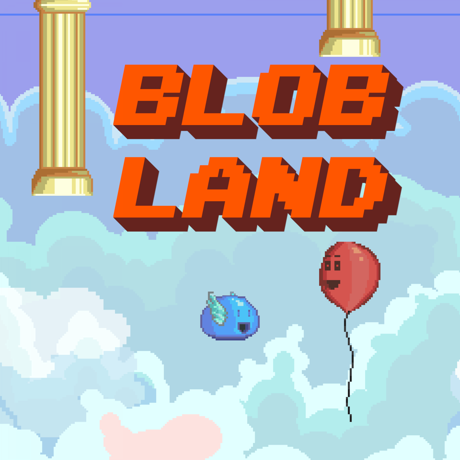 Blob Land (Phaser 3 Course)