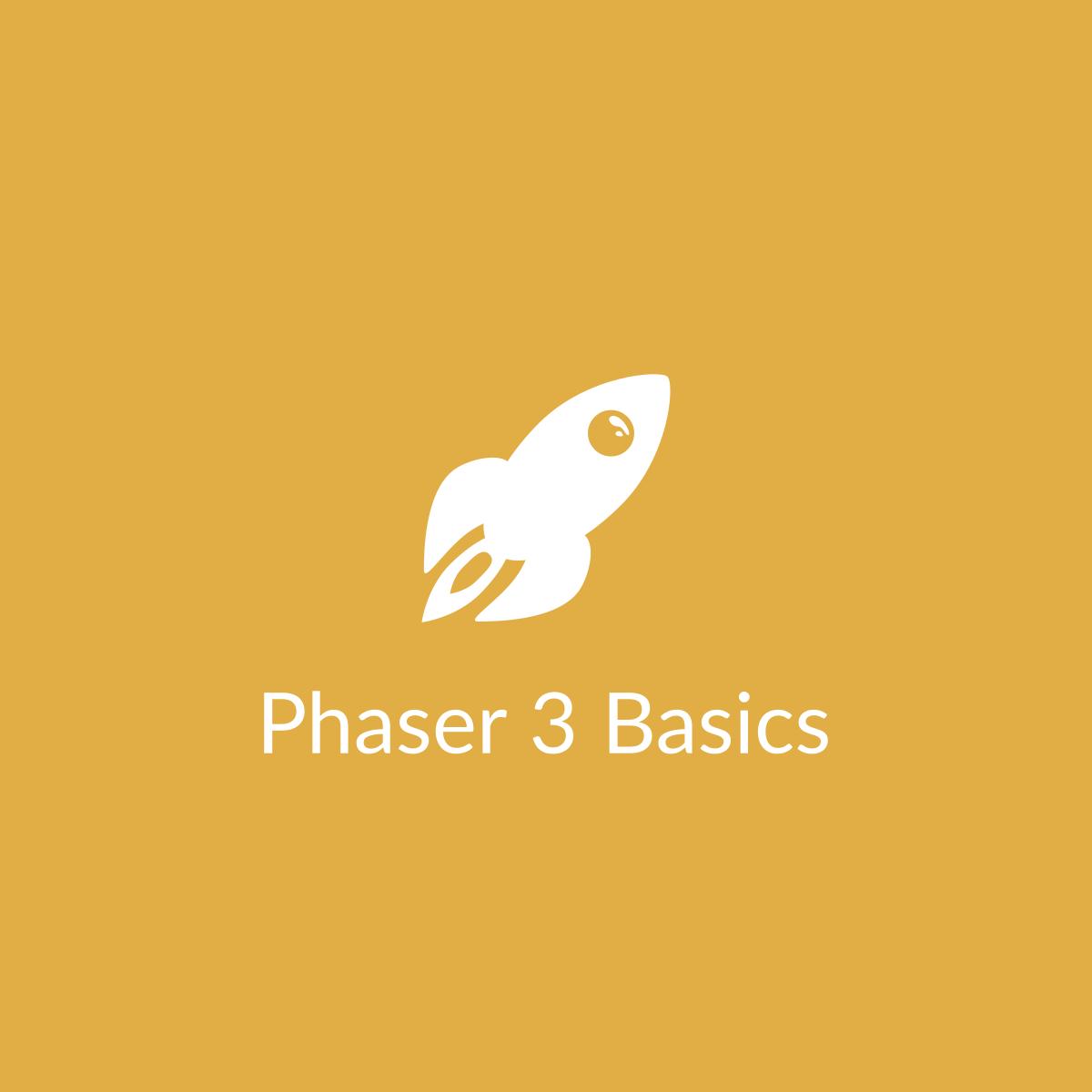 Phaser 3 Basics: An Introduction